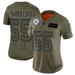 Women's Dallas Cowboys Leighton Vander Esch Jersey